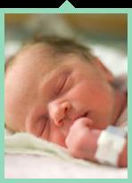 Keep track of birthdates and other Baby Milestones