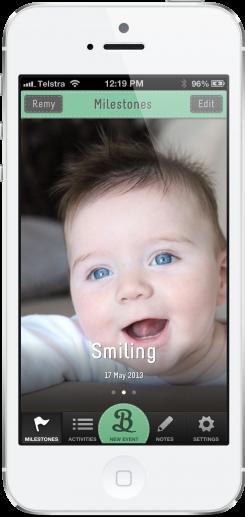 iphone-milestone-smiling