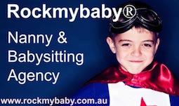 Rockmybaby nanny and babysitting agency